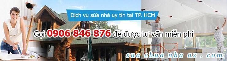 Cong Ty Nguyen Tam don vi sua nha chuyen nghiep tai quan Go Vap